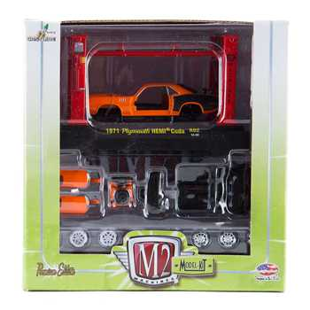 Assorted M2 Die Cast Model Kit